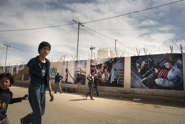 NOOR/Zaatari Collaborative project